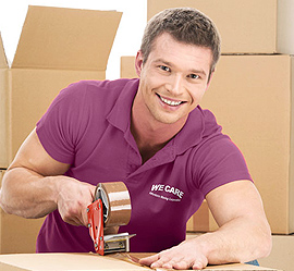 Typical stock image used on a Scam Delivery Website