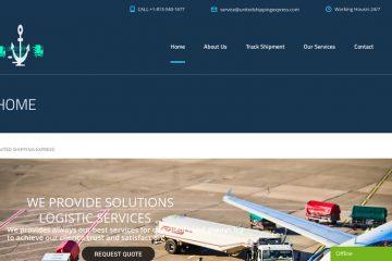 Unitedshippingexpress.com Delivery Scam Review