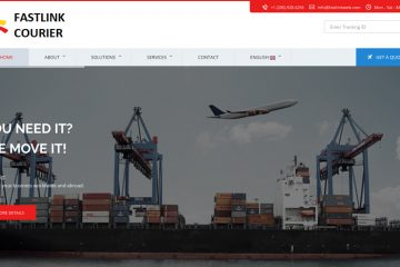Fastlinkweb.com Delivery Scam Review