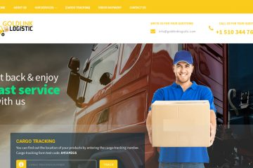 Goldlinklogistic.com Delivery Scam Review