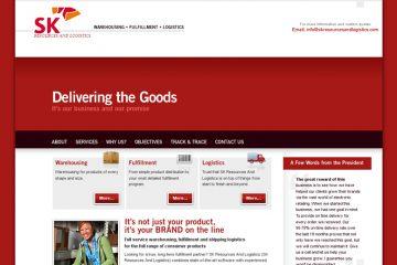 Skresourcesandlogistics.com Delivery Scam Review