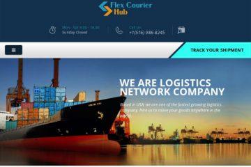 Flexcourierhub.com Delivery Scam Review
