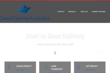 Canalexpresslogistics.com Delivery Scam Review