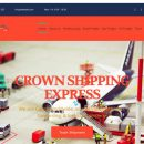 Crownshippingexpress.com Delivery Scam Review