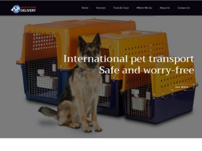 Petsplacedelivery.com Delivery Scam Review