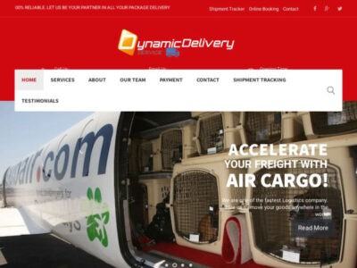 Dynamicdeliveryservice.com Delivery Scam Review