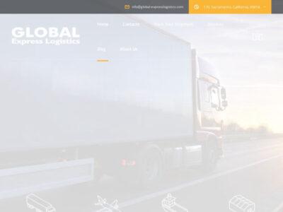 Global-expresslogistics.com Delivery Scam Review