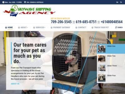 Skywaveshippingagency.com Delivery Scam Review