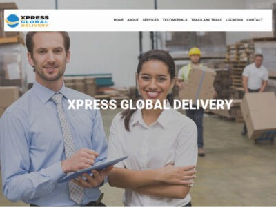 Xpressglobaldelivery.com Delivery Scam Review