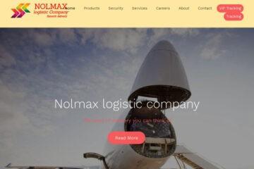 Nolmaxlogistic.com Delivery Scam Review