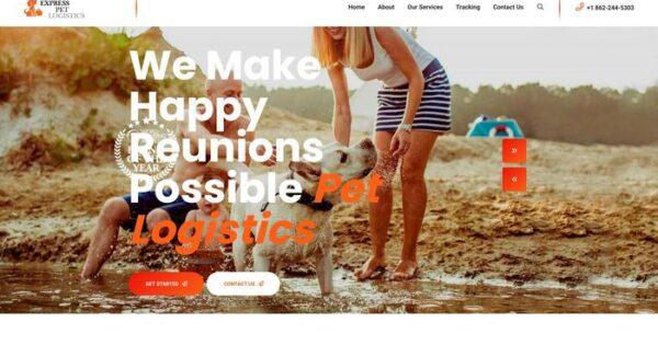 Expresspetlogistic.com Delivery Scam Review
