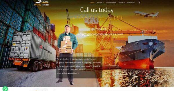 Globalpostalservices.com Delivery Scam Review