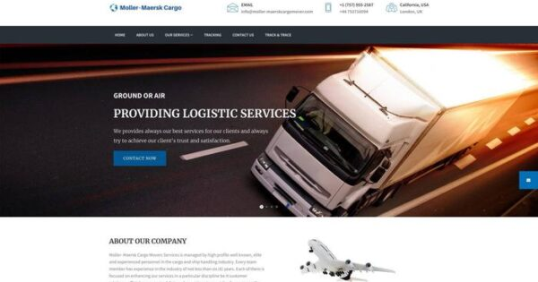 Moller-maerskcargomover.com Delivery Scam Review