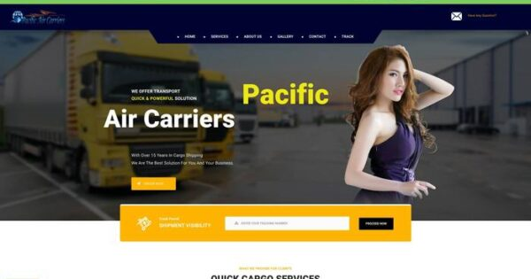 Pacificaircarriers.com Delivery Scam Review