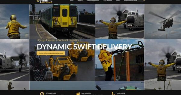 Dynamicswiftdelivery.com Delivery Scam Review