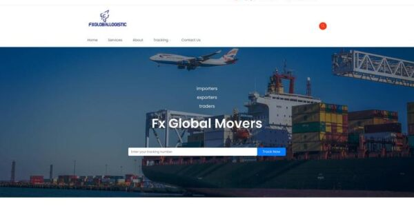 Fxglobalmovers.com Delivery Scam Review