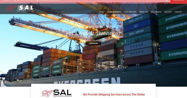 Safeairlineslogistics.com Delivery Scam Review
