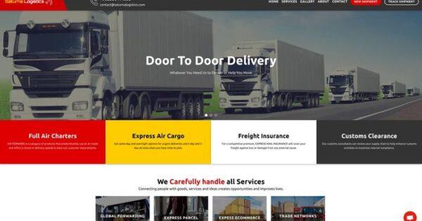 Saturnalogistics.com Delivery Scam Review