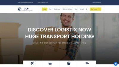 Globallogisticspress.com Delivery Scam Review
